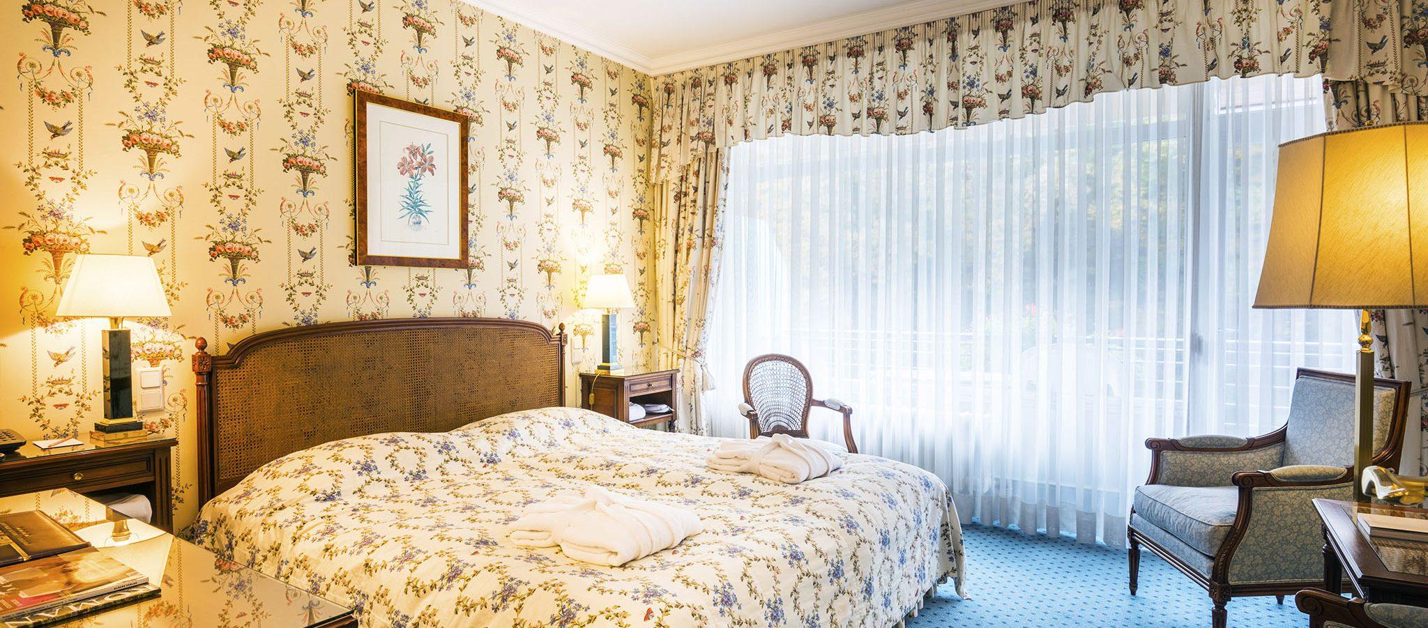 Zimmer Komfort - Eleganz und Ruhe