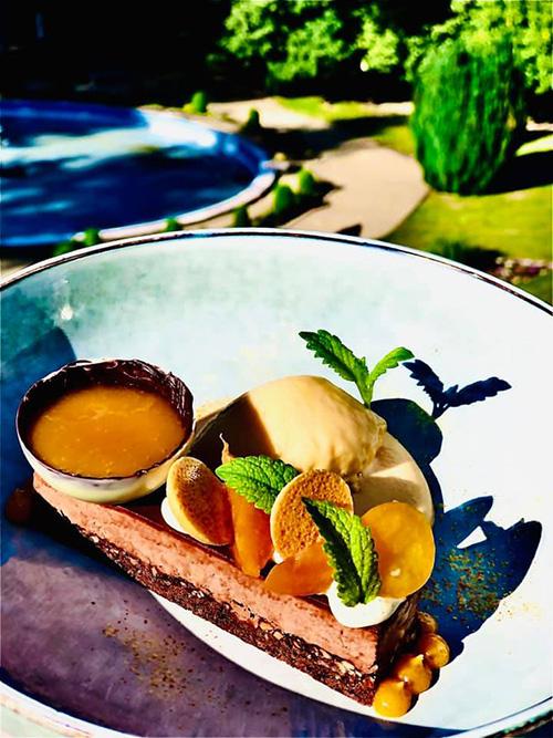 Croquant Chocolat Et Abricot