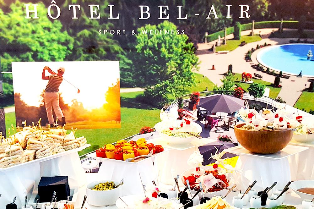 Vos Événements à l'Hôtel Bel-Air