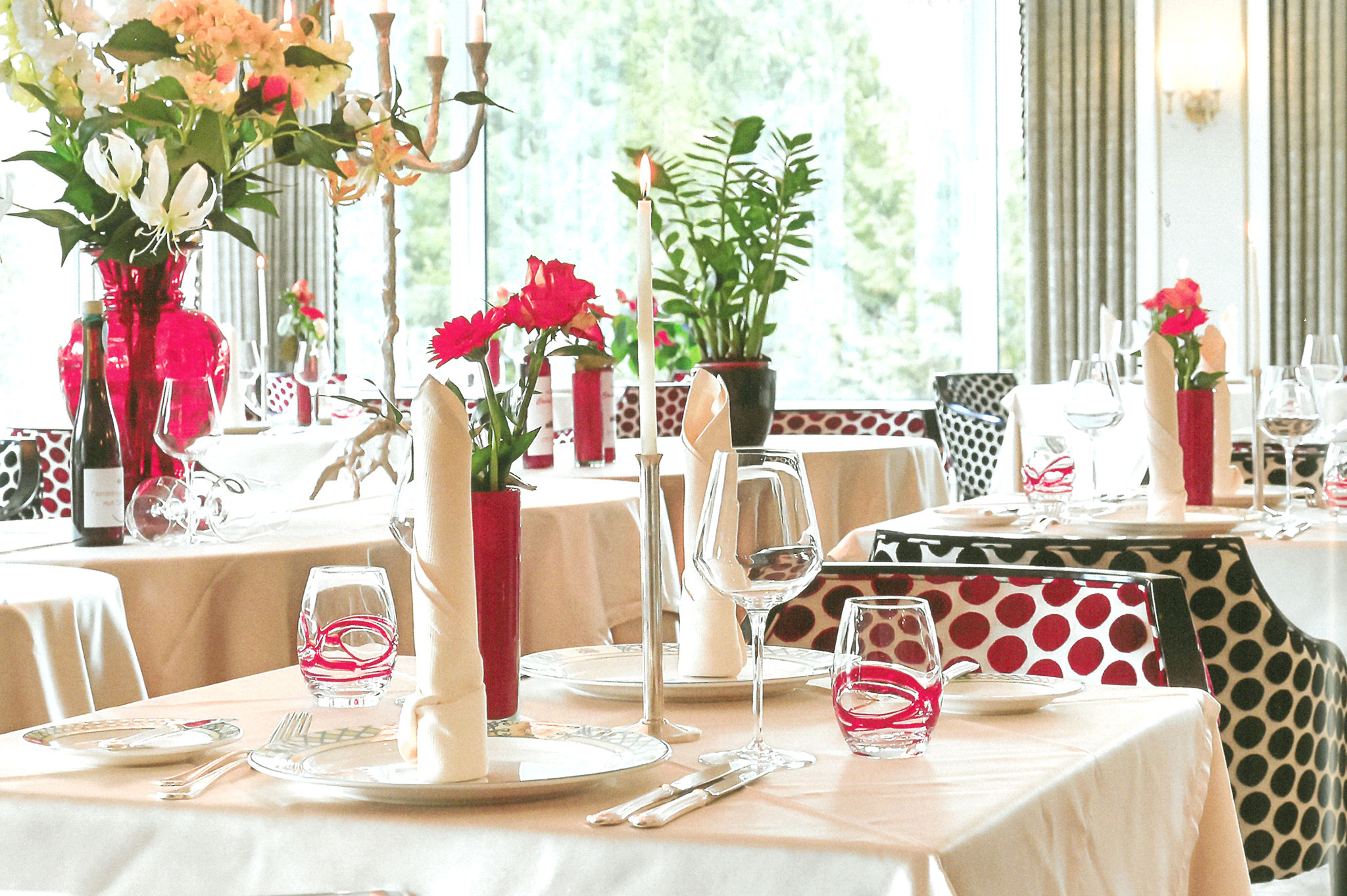 Les Jardins Gourmands - Restaurant Gastronomique