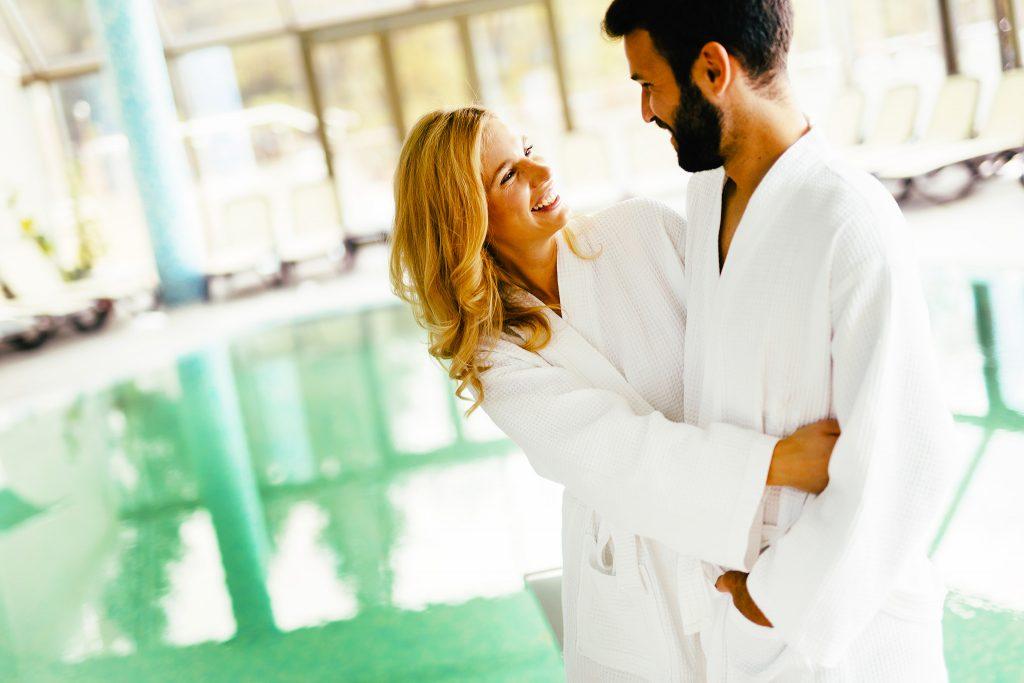 Willkommen im Spa- & Wellness Bereich - Oase der Ruhe & Entspannung
